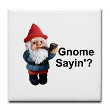 Funny Gnome Sayings