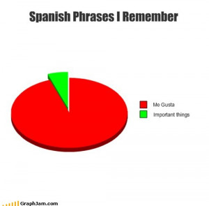 funnyhub:Spanish phrases I remember…3 years from now