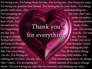 ... by you thank you quotes for friends friendship quotes thank you quotes