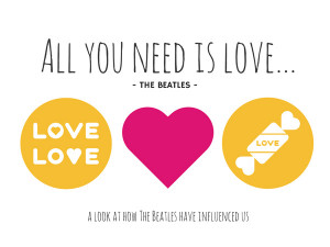 brief glimpse at how the Beatles have influenced us: 1 of 16