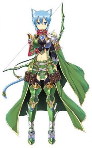 Sword Art Online Sinon, Asada Shino Sinon, Swords Art Online, S A O ...
