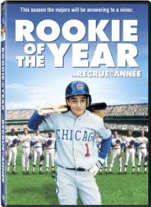rookie of the year movie dvd movies tv movies