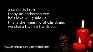 christmas christian messages wishes