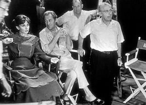 Audrey Hepburn And Rex Harrison The Set Fair Lady