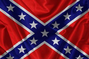 Rebel Flag Folds