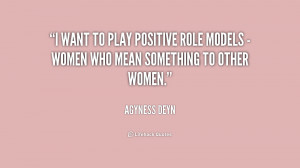 positive role model quotes being a positive role model