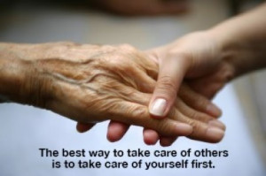 Tips for taking care of your elderly parents...