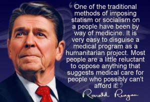 Reagan on health care 2