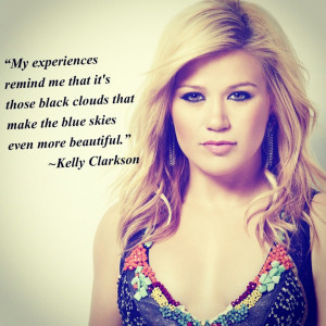 kelly clarkson # quotes
