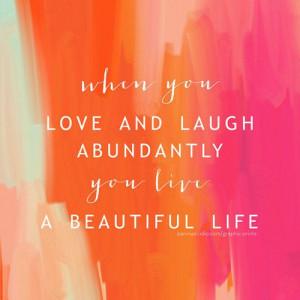 It's Saturday! Make it a beautiful one!
