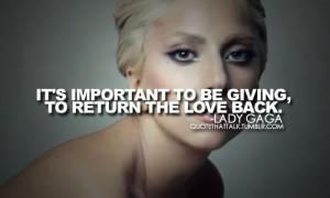 Lady GaGa Quotes - lady-gaga Fan Art