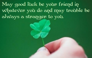 Good Luck Picture Messages