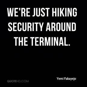 Terminal Quotes