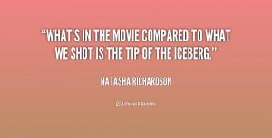 Natasha Richardson Quotes