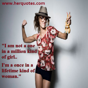 Her Quotes I always New That The World Belong To The Women That Fall ...