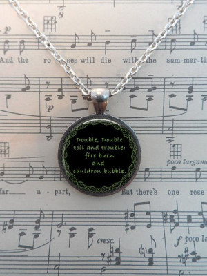 Halloween Necklace, Quotes, Gothic, Love, Literacy, Literature, Books ...