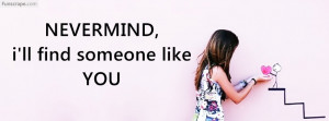 Someone Like You Profile Facebook Covers