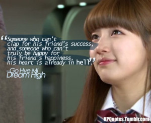 Dream High Quotes Tumblr