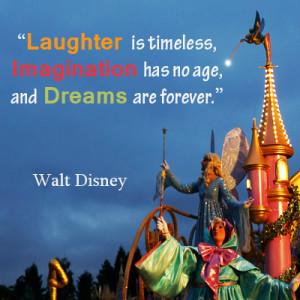 Walt Disney Birthday Quotes