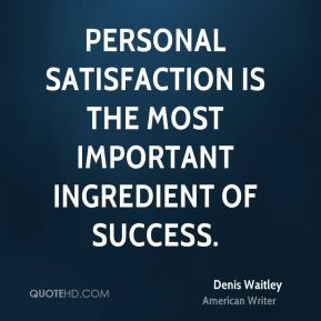 Satisfaction Quotes