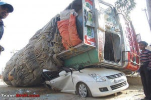Accidents in India - PICS