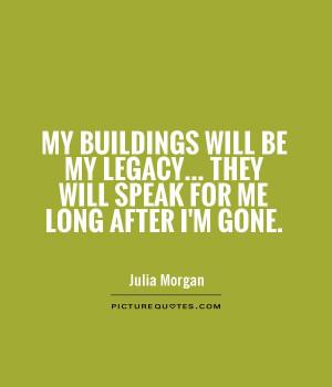 Architecture Quotes Julia Morgan Quotes