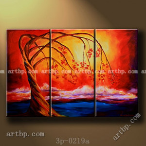 The Ring Inspirational Quotes Arts Oil Painting On Canvas Discount Bar ...