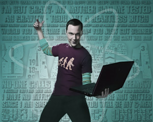 Sheldon Cooper Quotes Wallpaper Sheldon