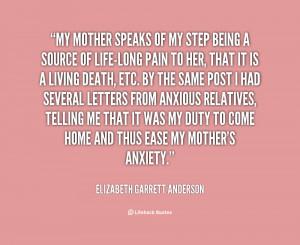 Elizabeth Garrett Anderso
