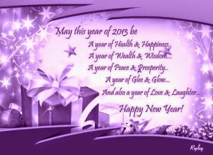 prosperity more blessing to come this coming new year happy new year