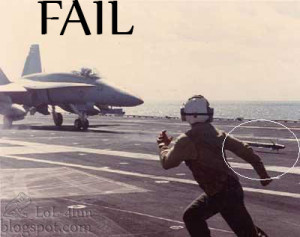 Army fail