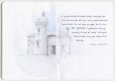 Love this lighthouse quote by Anne Lamott Lighthous Quot
