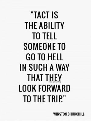 Quote-Winston Churchill