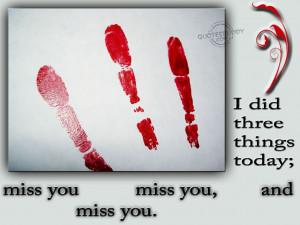 Miss You Wallpaper - 14