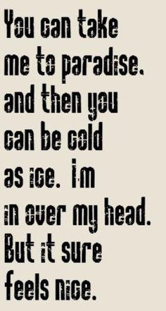Fleetwood Mac - Over My Head - song lyrics, songs, music lyrics, song ...