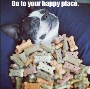 Go To Your Happy Place Literally