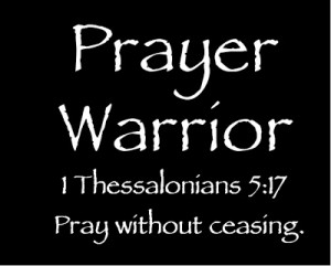 Prayerful.