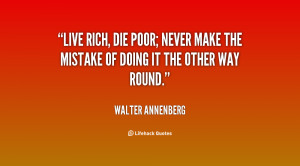 die poor or live rich pdf