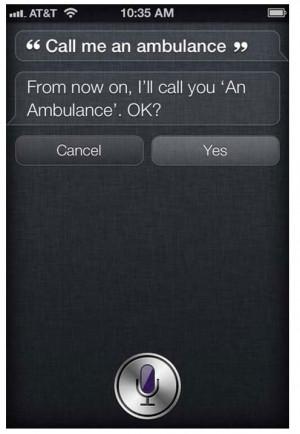 Call Ambulance Cell Phone