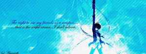 Guilty Crown - Shu Ouma Quote Timeline by Amanveth