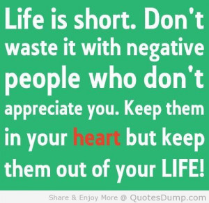 25 Short Negative Quotes
