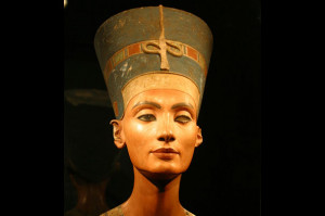 Egyptian Queen Nefertiti