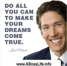 quotes joelosteen famous joel osteen osteen quotes entrepreneur quotes ...