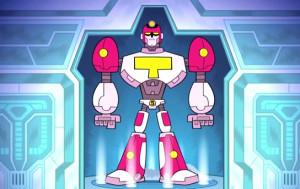 Teen Titans Go Robot
