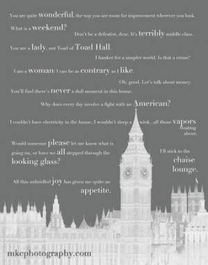 Dowager countess quotes