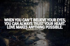 Trust Love Quotes For Him Tumblr love quotes - love