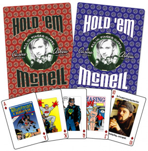 Casino Askew Poker Deck #1: Hold'Em McNeil $15.95