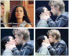 TTP - Jastrid [gifset] - John and Astrid, The Tomorrow People More