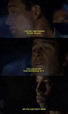 Coach Taylor from Friday Night Lights : strict but ever so loving to ...