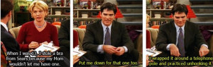Dharma and Greg ~ Quotes ~ Stole a bra